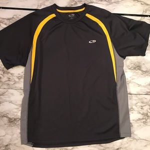 Champion Gray Dry Fit Shirt, size Large